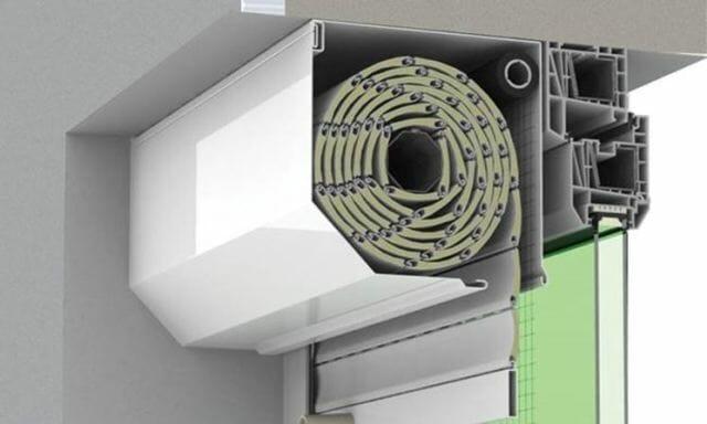 Cassonetti Esterni Per Avvolgibili.Cassonetti Tapparelle Udine Avvolgibili Pvc E Alluminio Mavis
